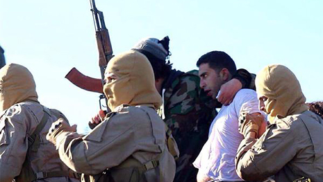Jordanian pilot captured by ISIS after jet downed over Syria
