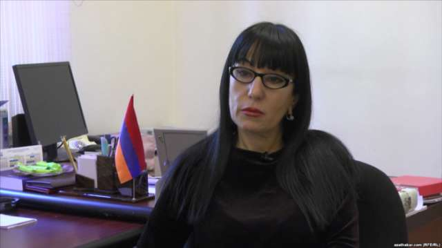 Erməni deputat: