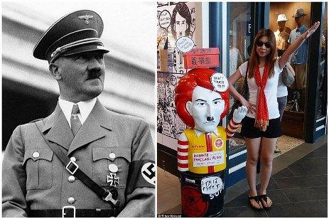 "Hitlerin ""fast-food""u – VİDEO"