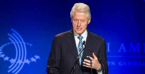 Bill Clinton: Israel Must Make Peace To Survive