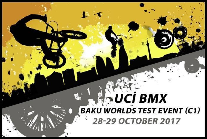 Bakıda BMX üzrə Dünya Test Yarışı keçiriləcək