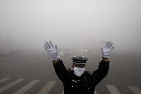 Çində ekoloji faciə yaşanır - FOTOLAR, VİDEO