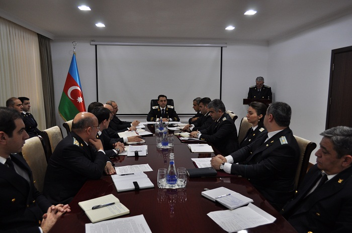 Bakı şəhər prokuroru hesabat verdi - Ağır cinayətlərin sayı azalıb