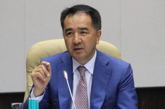 Qazaxıstanın Baş naziri də Bakıya gəlib