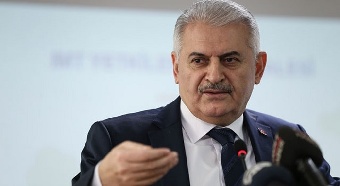 BTK railway important aspect of Turkey-Azerbaijan relations - PM