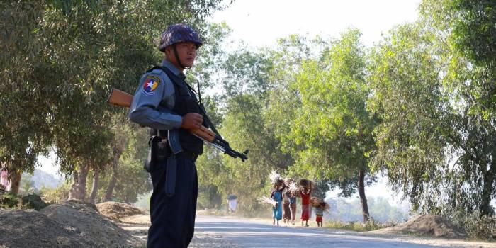 Birmanie : sept manifestants bouddhistes tués lors d'une émeute en État Rakhine