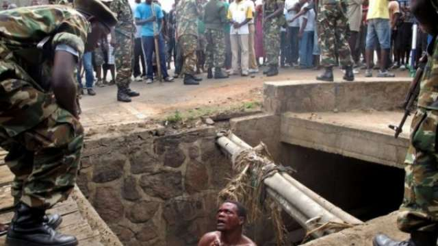 Burundi leaves International Criminal Court amid row