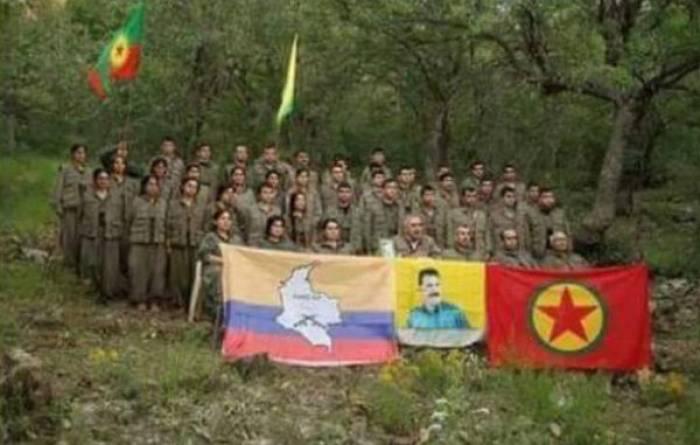 Beziehungen zwischen Armenien und der PKK