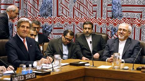 34 ildən sonra ilk İran-ABŞ görüşü