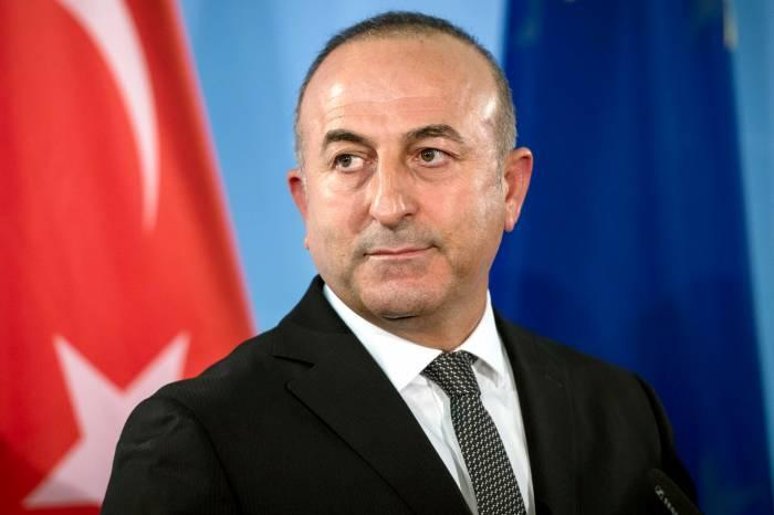 Çavuşoğlu Bakıda pakistanlı həmkarı ilə görüşüb