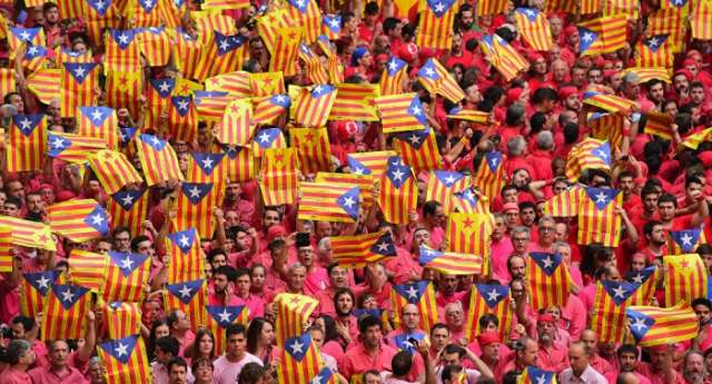 Three myths about Catalonia's independence movement