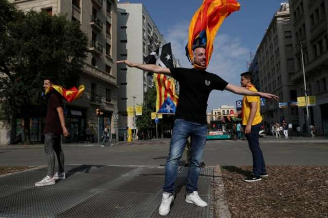 Catalonia to declare independence from Spain as soon as weekend