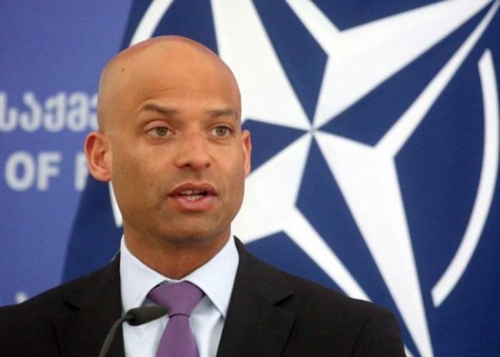 NATO baş katibinin xüsusi nümayəndəsi Bakıya gəlir