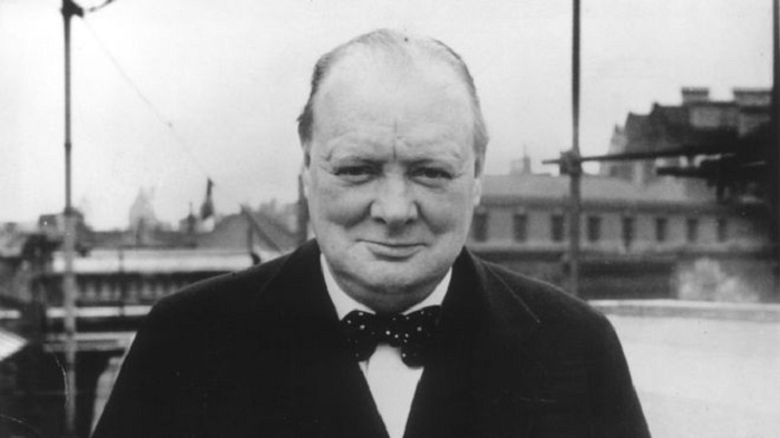 Winston Churchill`s views on aliens revealed in lost essay