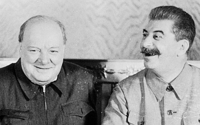 Çörçillin Stalinə dəhşətli hədiyyəsi: 10 min insan