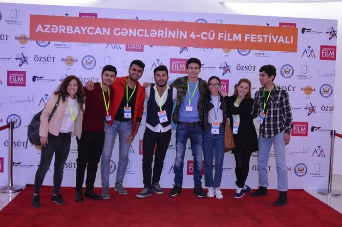 """""""CinemaPlus""""da Film Festivalının açılışı olub – Fotolar"""