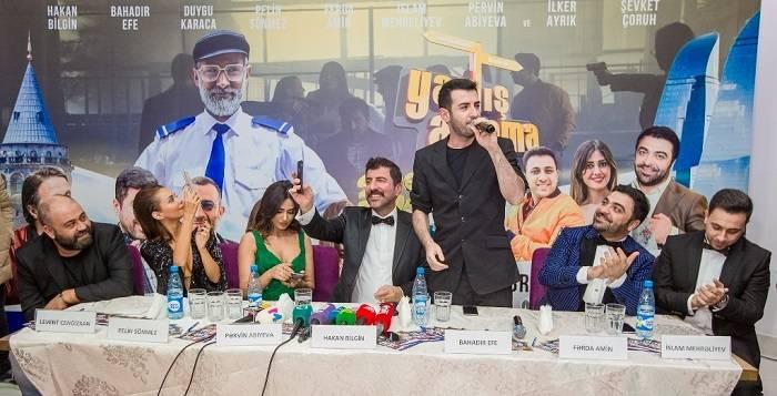 """""""CinemaPlus""""da """"Yanlış anlama""""nın təqdimatı keçirilib – FOTOLAR"""