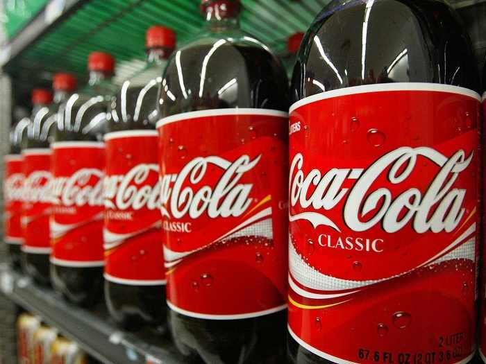 Coca-Cola admits it produces 3m tonnes of plastic packaging a year