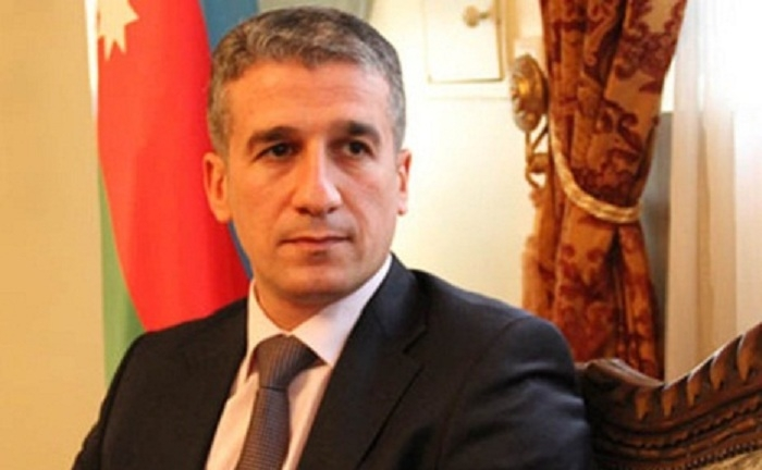 Int'l community should impose sanctions on Armenia - envoy