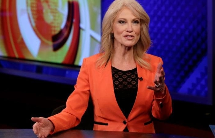 Kellyanne Conway suggests Obama could have spied on Donald Trump through a microwave