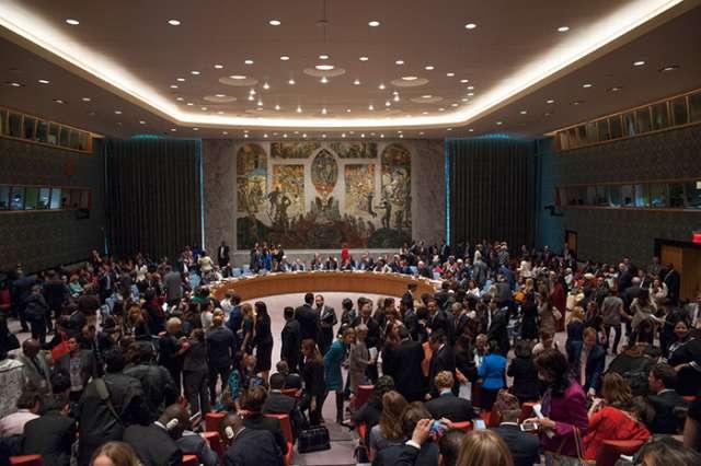 UNSC renews commitment to landmark resolution on women