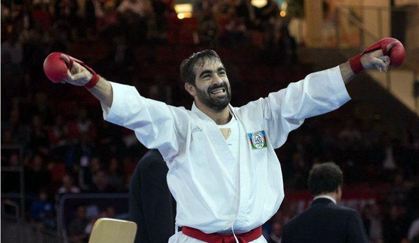Rafael yenə qızıl medal qazandı