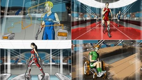 `Robot-insan`ların olimpiadası keçiriləcək – VİDEO