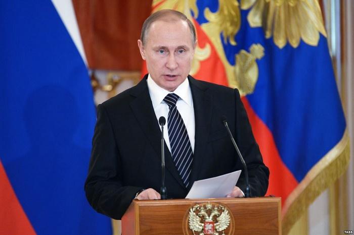 Putin Rusiyanın bütün səfirlərini geri çağırdı