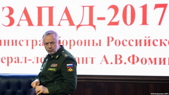 Russia, Belarus kick off military exercises amid tensions with West