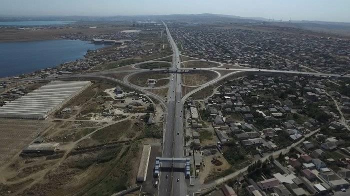 Müşviqabad qəsəbəsində yol təmiri yekunlaşıb