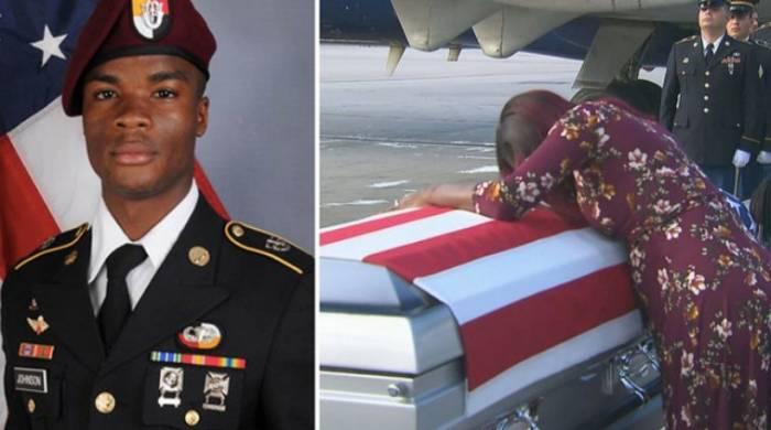 Donald Trump fait pleurer la veuve d'un soldat