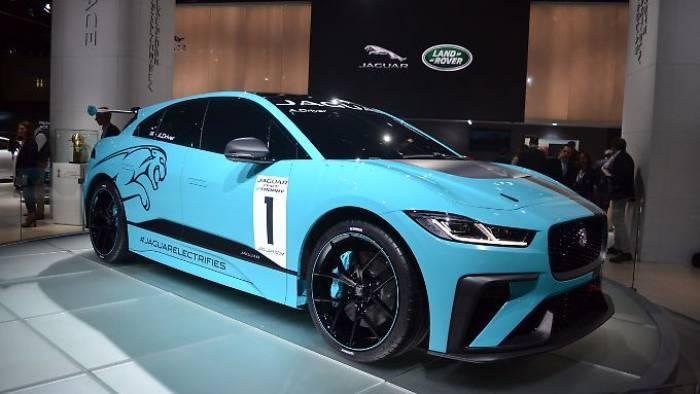 Jaguar Land Rover zwischen Elektrik und V8