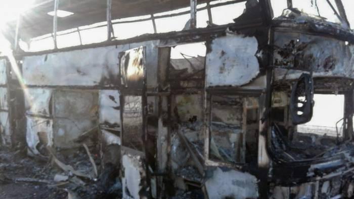 Kazakhstan: 52 morts dans l'incendie d'un bus de voyageurs dans la province d'Aktöbe