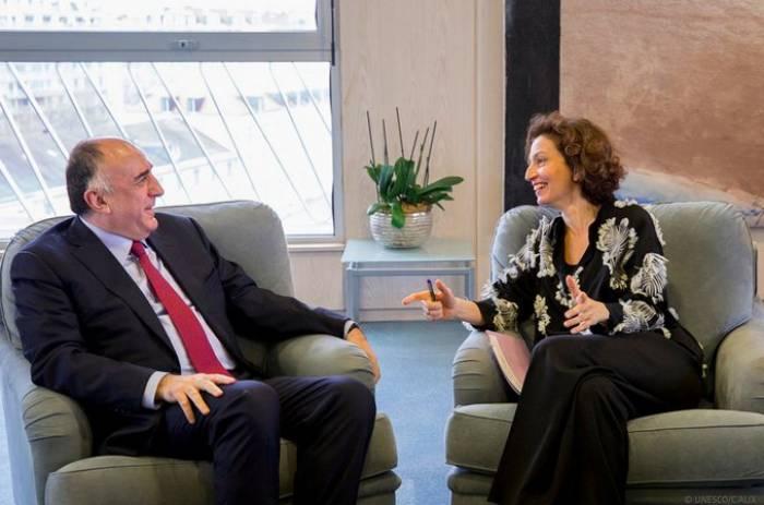 L'Azerbaïdjan invite l'UNESCO à se joindre au processus de surveillance dans les territoires occupés