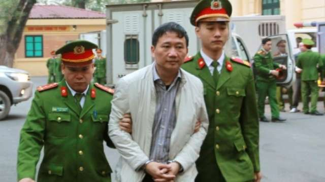 Vietnam oil exec 'kidnapped' from Germany jailed for life in graft trial