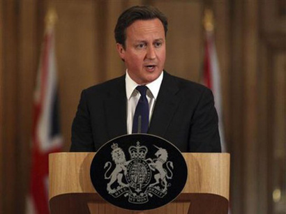 UK PM: Azerbaijan`s energy resources to play vital role in European and world economy