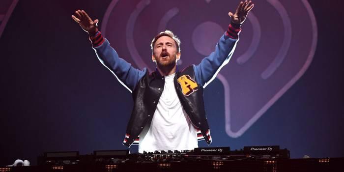 David Guetta et Maître Gims artistes les plus dangereux du web