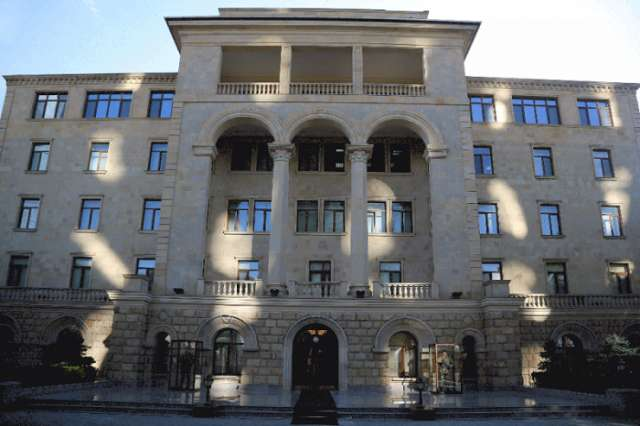 Armenian defence minister has no idea about defence or offence: Azerbaijani ministry