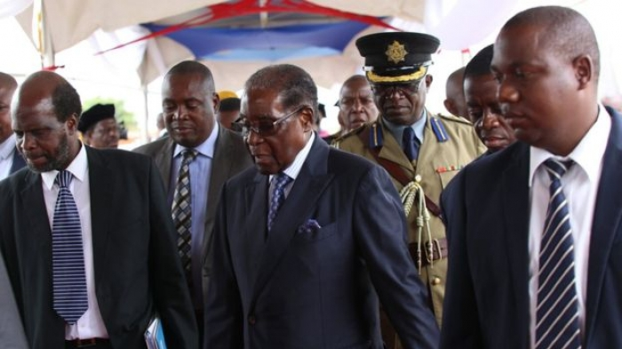 Mugabe agrees to stand down as Zimbabwe president