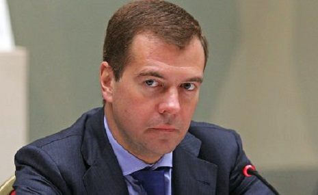 Dmitry Medvedev acknowledges negative impact of Western sanctions and oil prices fall on Russian economy
