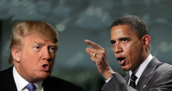 Obama Trampla bağlı tapşırıq verdi