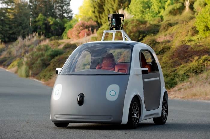 Les voitures sans chauffeur bientôt autorisées en Californie