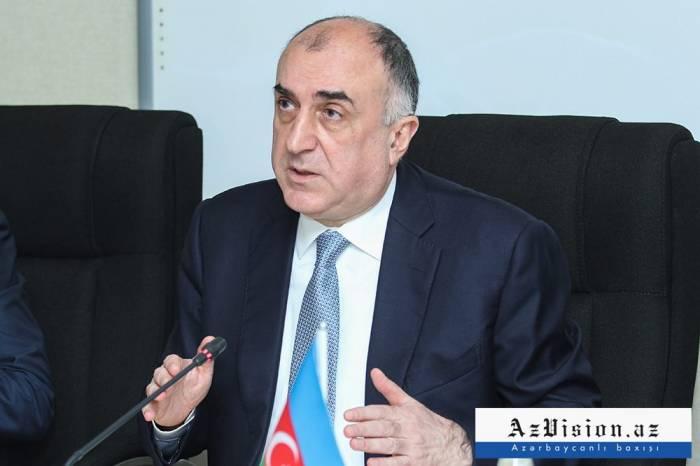 """""""Qarabağ münaqişəsi region üçün əsas təhdiddir"""" - Məmmədyarov"""