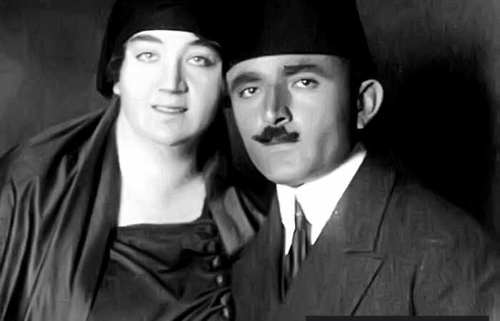 """""""Hilal birkən, iki oldu"""" – Ənvər Paşanın nəvəsi Bakının xilasından danışır (MÜSAHİBƏ)"""