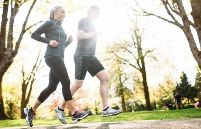 Exercise 'keeps the mind sharp' in over-50s, study finds