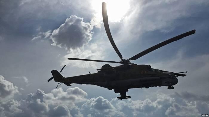 Prezidentin helikopteri vəzifəli şəxsi öldürdü