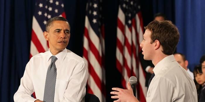Facebook: Obama avait mis en garde Zuckerberg sur l'influence russe dans la prochaine élection