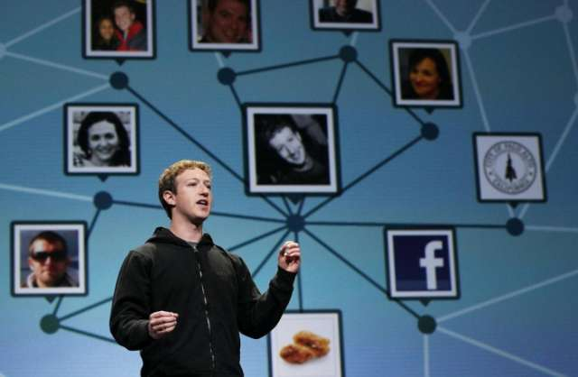 Facebook has revealed everything it knows about you