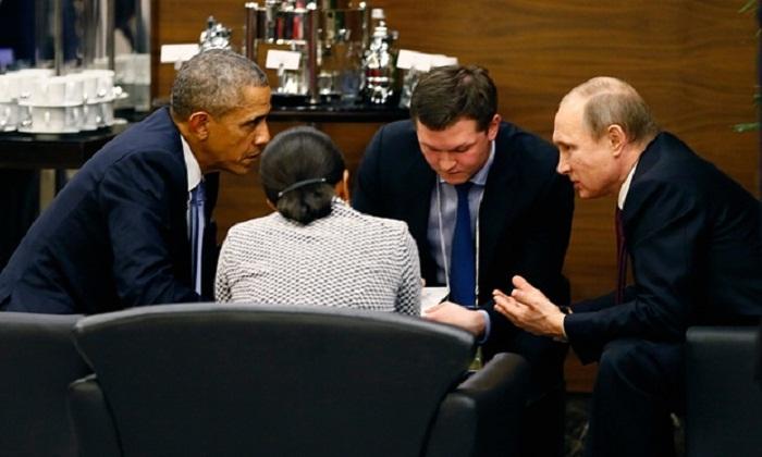 G20: Barack Obama and Vladimir Putin agree to Syrian-led transition