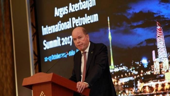 BP regionaler Präsident nennt Faktoren, um Aserbaidschan zu einem regionalen Energieknoten zu machen